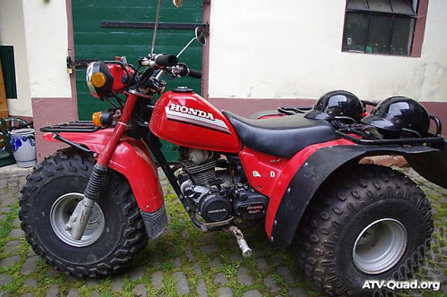 Honda Dreirad