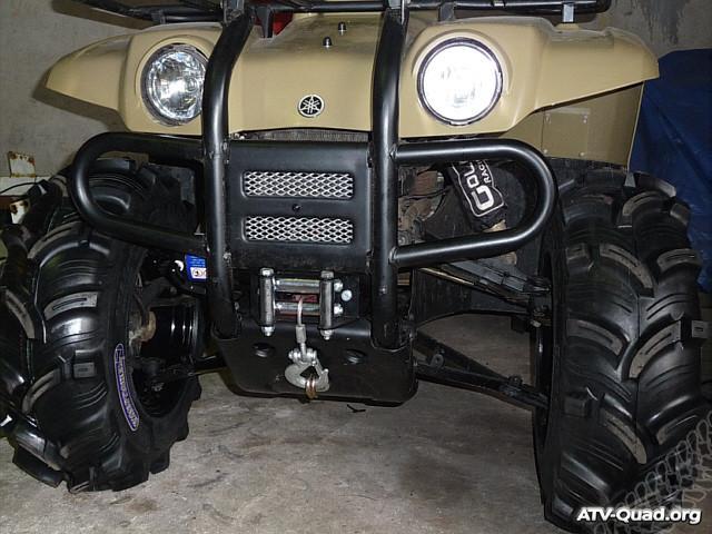 Elektrische Seilwinden für ATV\'s — ATV-Quad.org